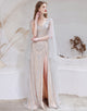 Fabulous Scoop Prom Dress shawl Evening Dress