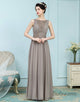 Elegant A-Line Chiffon Mother of The Bride Dresses