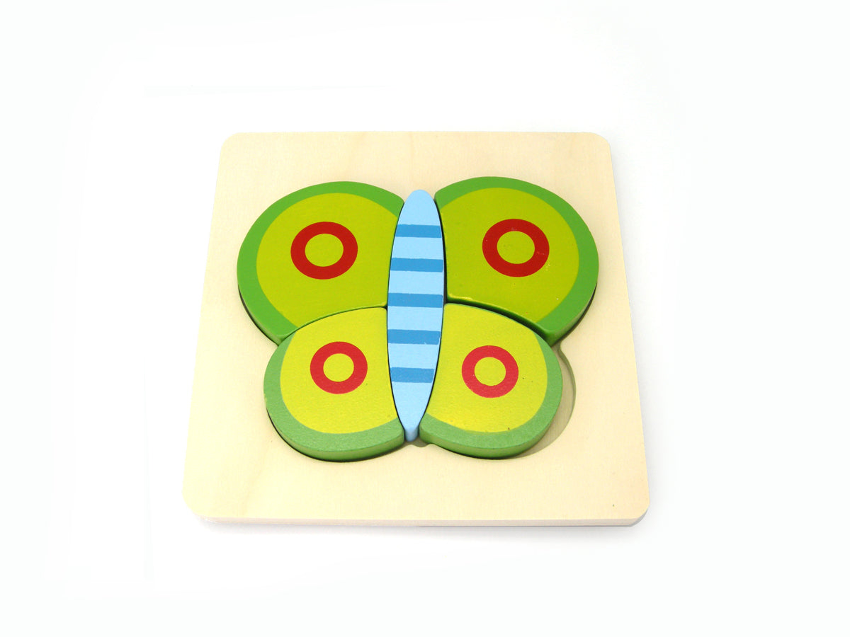 Chunky Butterfly Puzzle