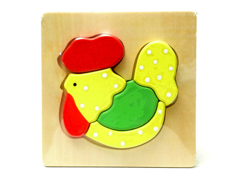 Chunky Chicken Jigsaw In A Tray Puzzle