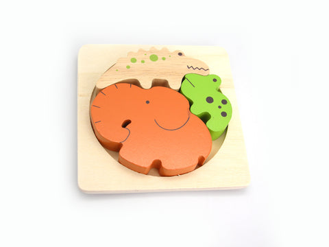 Forest Friends Stacking Puzzle