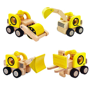 Wooden Road Vehicles