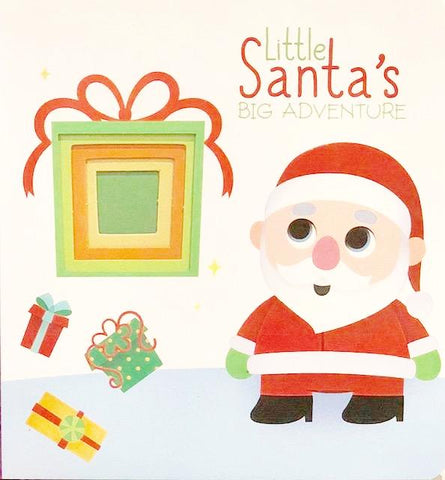 Little Santa's Big Adventure