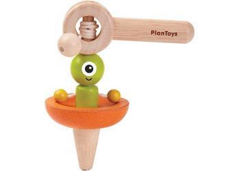 PlanToys Spaceship Top