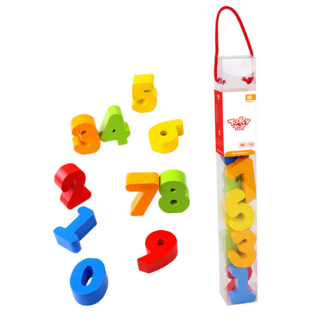 Tooky Toy Numbers and Colours