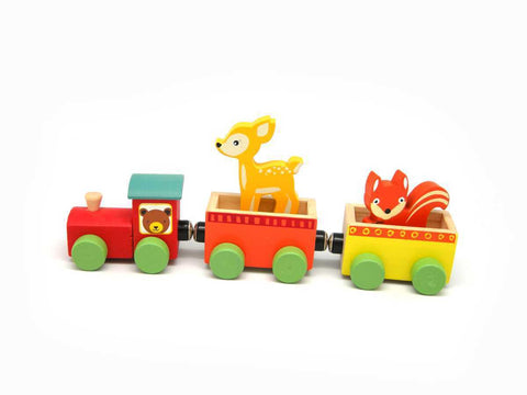 Forest Animal Train