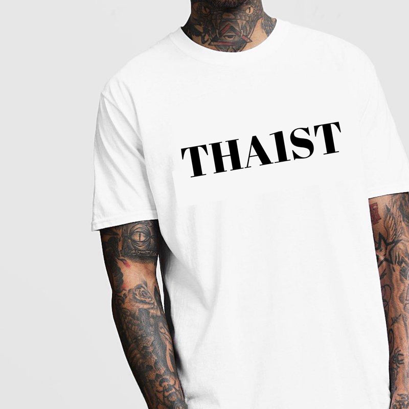 Tha1st.Com Heavy Cotton Tee - TeamTropheaumStore