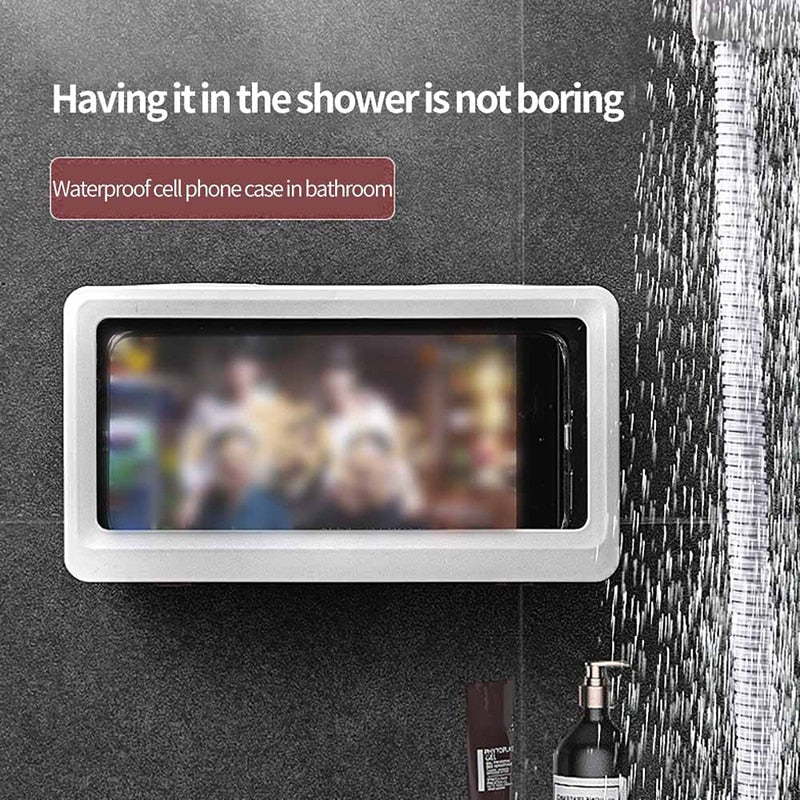 1. Shower Theater Wall-Mount