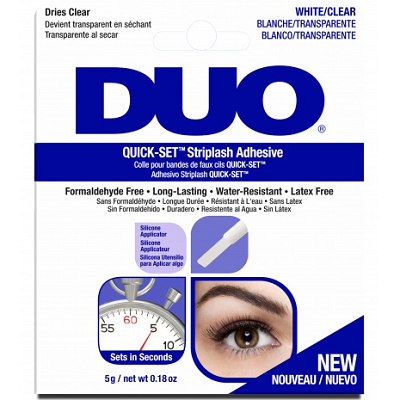 Duo Quick-Set Clear Adhesive