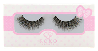 KoKo Lashes Carrie