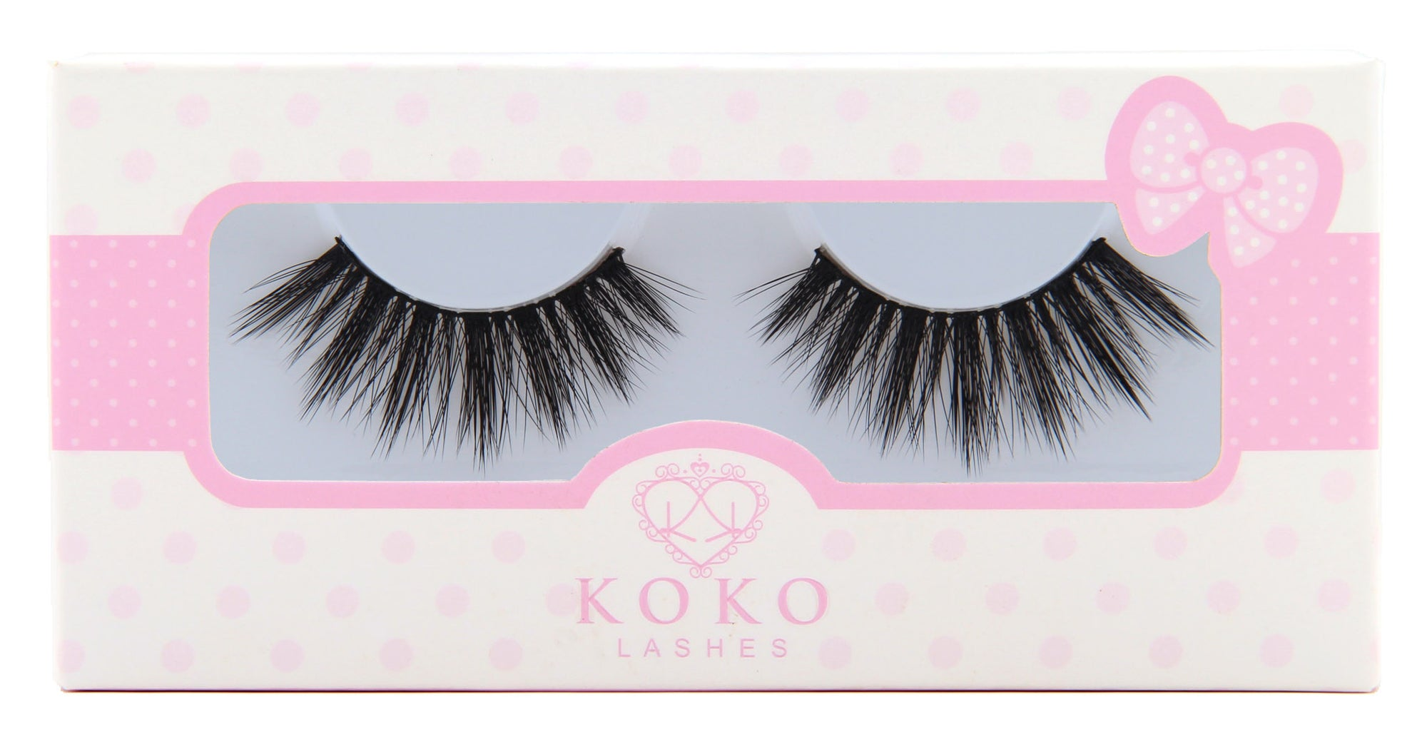 "KoKo Lashes ""Girl About Town"""