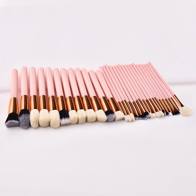 Glamwinks 30-Piece Ultimate Professional Makeup Brush Set