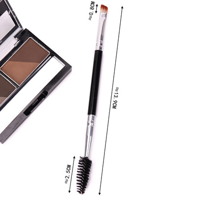 Pro Series Brow Brush & Lash Comb Combo