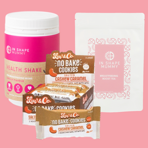 The Kick-Starter Breastfeeding Weight Loss Pack