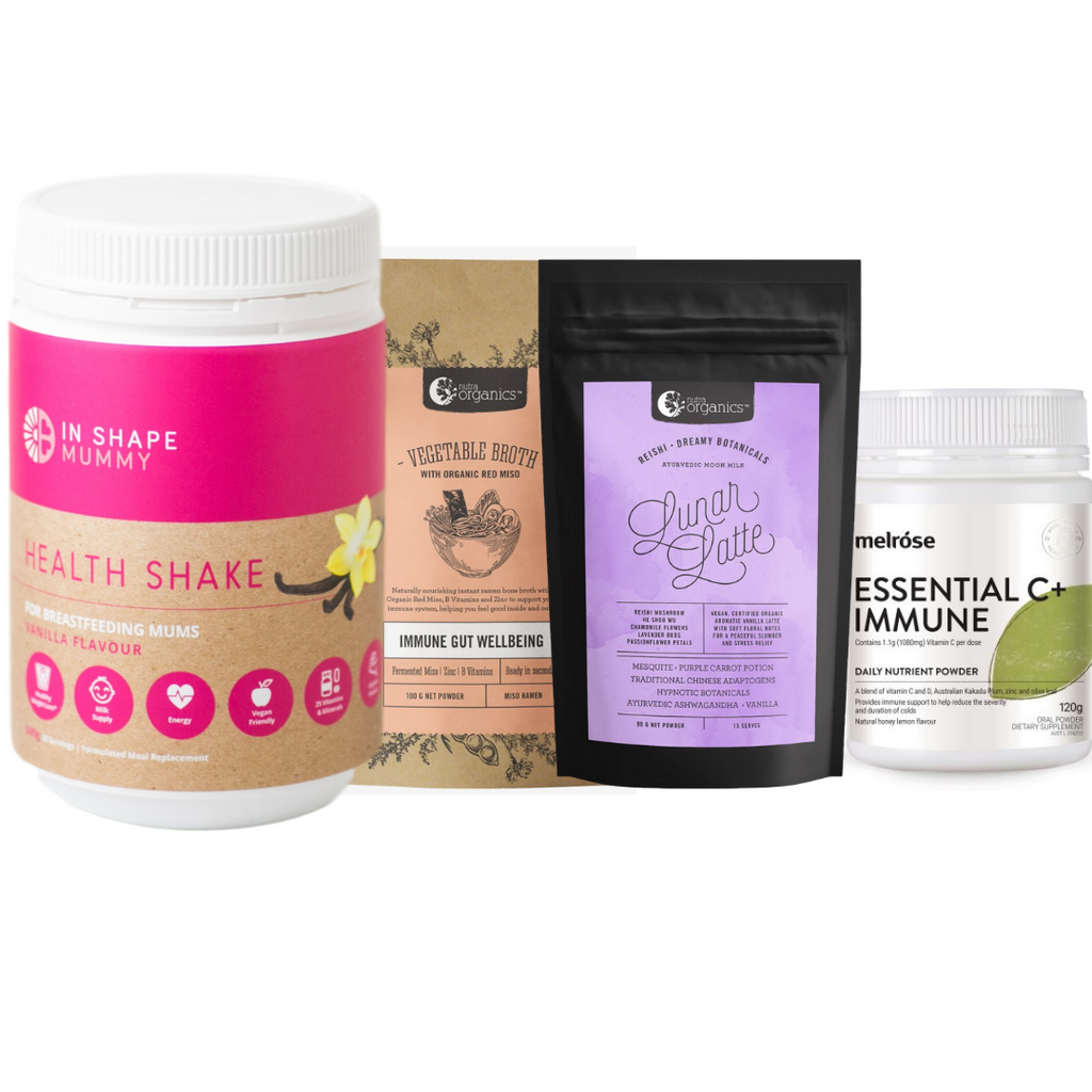 In Shape Mummy Immune Boost Pack for Breastfeeding Mums