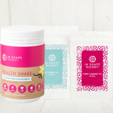 Fat Burner Shake & Tea Pack