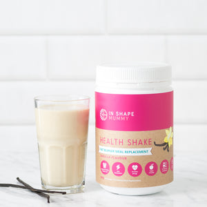In Shape Mummy Fat Burner Shake - Vanilla