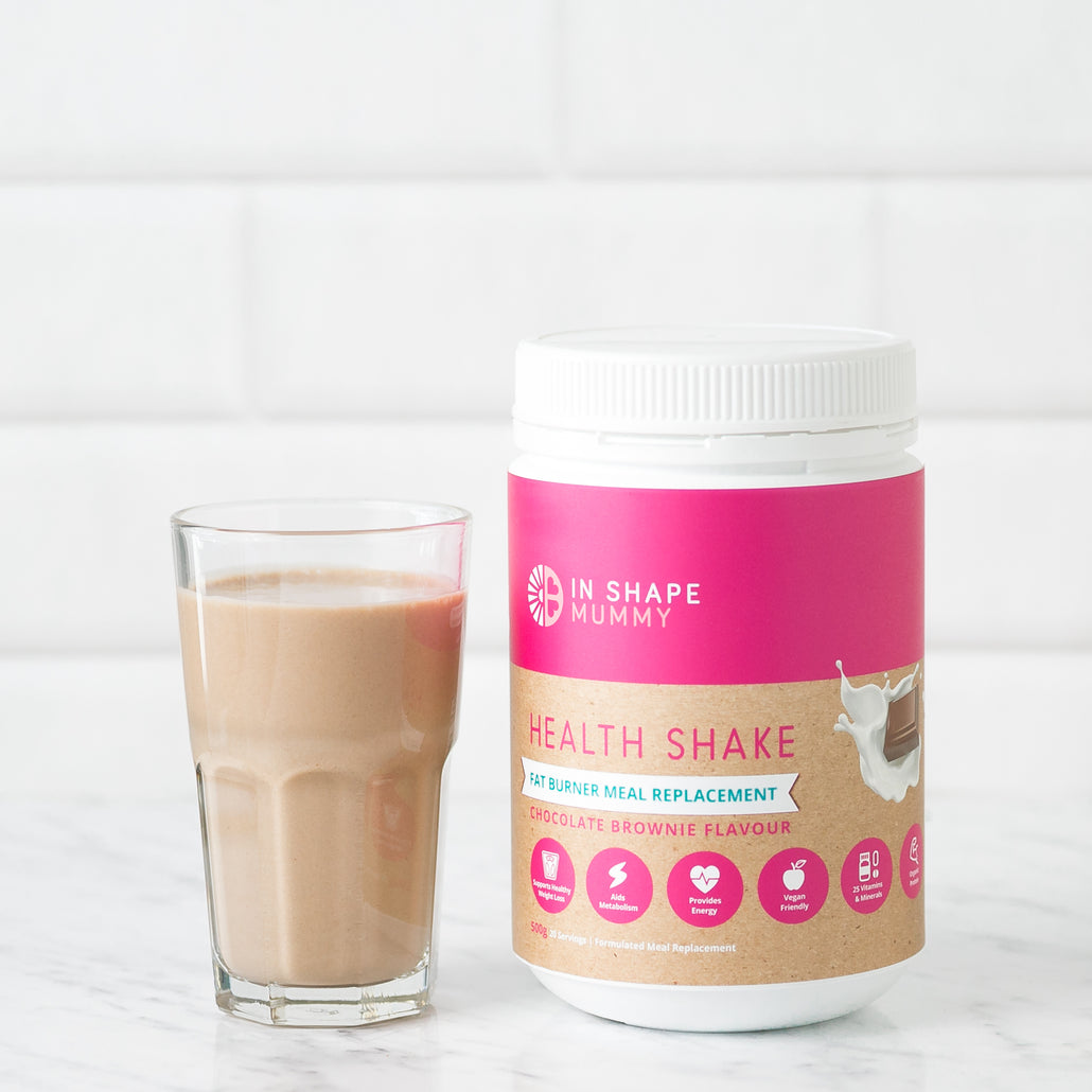 In Shape Mummy Fat Burner Shake - Chocolate