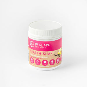 In Shape Mummy Health Shake for Breastfeeding Mums, 250 grams - 10 serves-