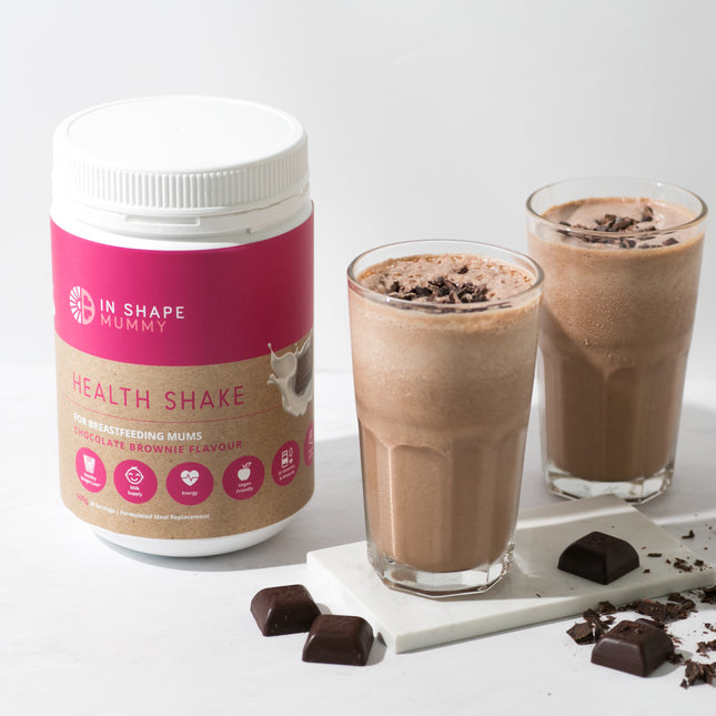 In Shape Mummy Health Shake for Breastfeeding, Chocolate