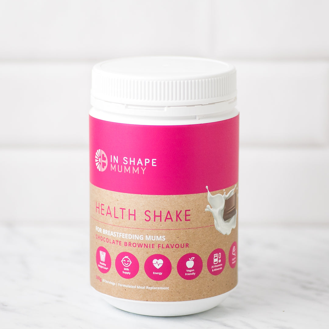 In Shape Mummy Breastfeeding Shake - Chocolate