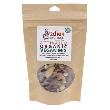 Organic Activated Vegan Mixed Nuts