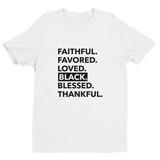Black Faith Shirt