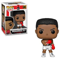 Sports Legends Funko Pop! Muhammad Ali #01