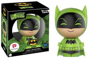 Batman Funko DORBZ Batman (Green Glow) #300