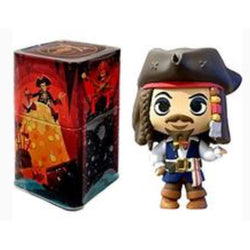 Pirates of the Caribbean Funko Mystery Mini Tin - Jack Sparrow