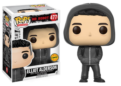 Mr. Robot Funko Pop! Elliot Alderson CHASE #477