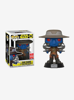 Star Wars Funko Pop! Cad Bane (Shared Sticker)