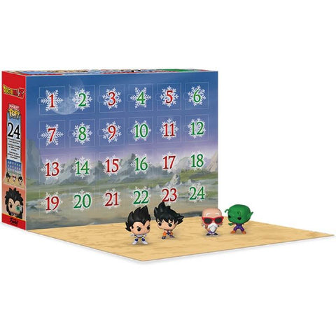 Dragon Ball Z Funko Advent Calendar (2020) (Pre-Order) – Big Apple ...