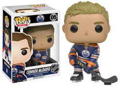 NHL Oilers Funko Pop! Connor McDavid #05