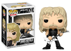 Metallica Funko Pop! James Hetfield #57