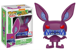 Aaahh!!! Real Monsters Funko Pop! - Scary Ickis (Shared Sticker) #266