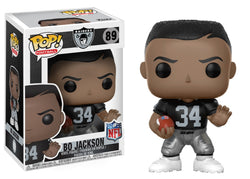 NFL Raiders Funko Pop! Bo Jackson #89