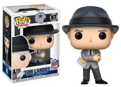 NFL Cowboys Funko Pop! Tom Landry #87
