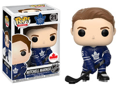 NHL Maple Leafs Funko Pop! Mitchell Marner #21