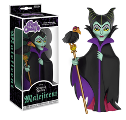 Sleeping Beauty Funko Rock Candy Maleficent (GITD)