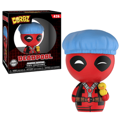 Deadpool Funko DORBZ Deadpool (Bathtime)