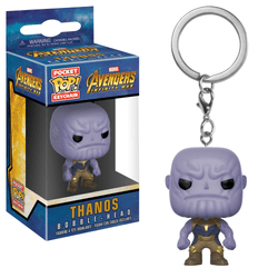 Avengers Infinity War Funko Pocket Pop! Keychain Thanos