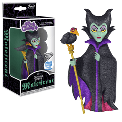 Sleeping Beauty Funko Rock Candy Maleficent (Diamond)