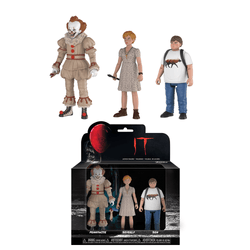 IT Funko Action Figure IT 3-pack (Set 1)