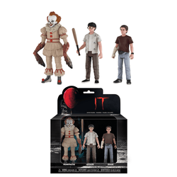 IT Funko Action Figure IT 3-pack (Set 4)