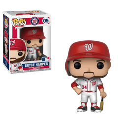 MLB Nationals Funko Pop! Bryce Harper #05
