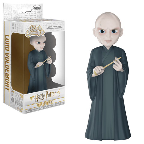 Harry Potter Funko Rock Candy Lord Voldemort