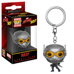 Ant-Man and The Wasp Funko Pocket Pop! Keychain Wasp