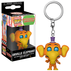 Five Nights at Freddy's Pizzeria Simulator Funko Pocket Pop! Keychain Orville Elephant