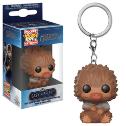 Crimes of Grindelwald Funko Pop! Keychain Baby Niffler (Brown)